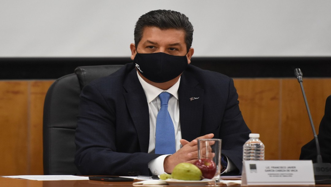 FGR solicita desafuero de Francisco García Cabeza de Vaca, gobernador de Tamaulipas