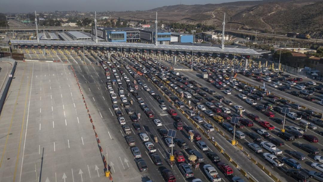 Estados Unidos extiende restricciones en fronteras con México hasta 21 de marzo