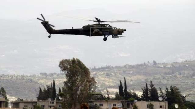 Helicóptero ruso se estrella en Siria, muere el piloto