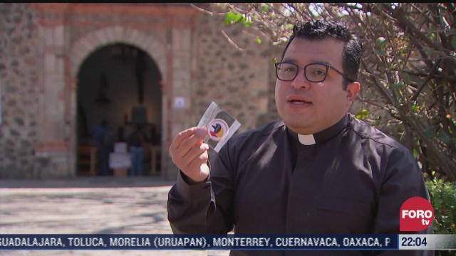 inicia la reparticion de ceniza en iglesias de la cdmx