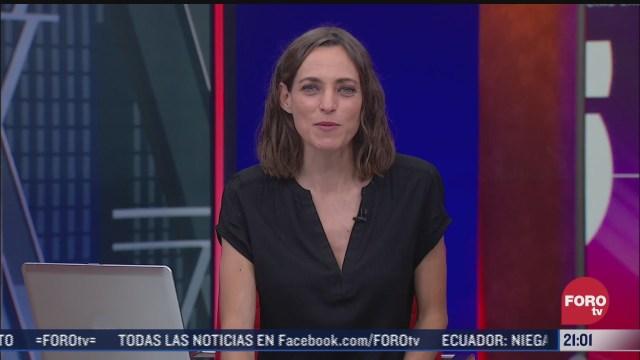 las noticias con ana francisca vega programa del 15 de febrero de