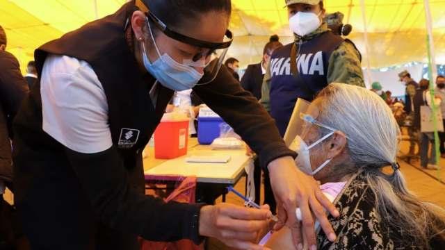 Mejora logística de vacunación en Ecatepec y CDMX