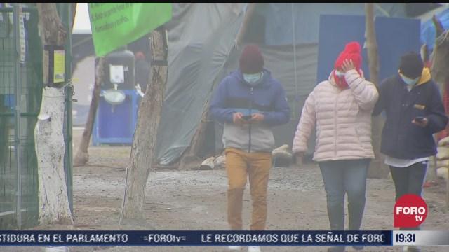 migrantes en tamaulipas buscan entrar a estados unidos
