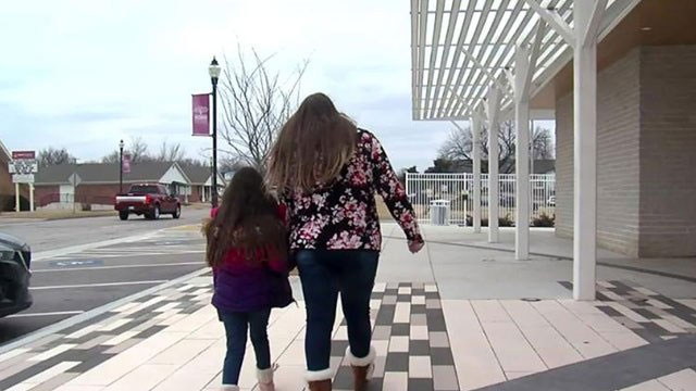 Chloe Sheldon is an eight-year-old girl who was expelled from school because she announced that she was in love with a classmate.