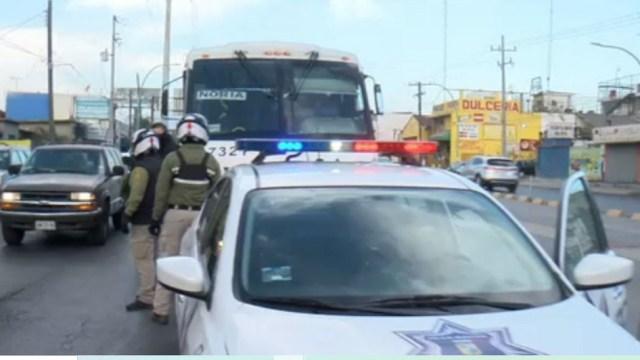 Multa-a-conductor-termina-en-persecución-en-Monterrey