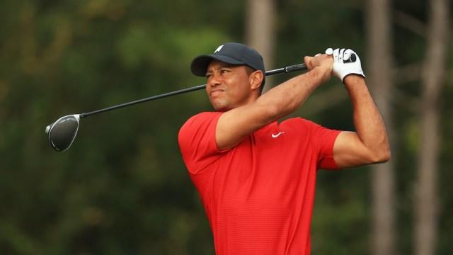 El golfista estadounidense, Tiger Woods (Getty Images, archivo)