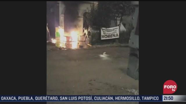 toman sede de morena en la ciudad de mexico
