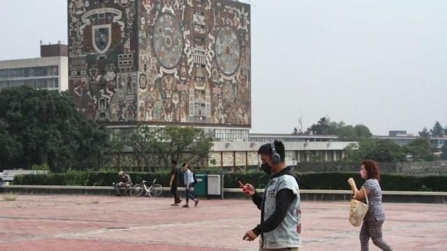 Biblioteca Central de la UNAM (Cuartoscuro)