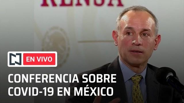 video conferencia salud coronavirus mexico hoy 3 febrero 2021