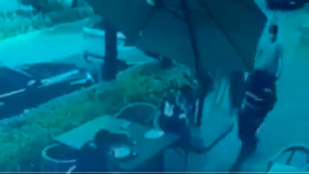 Hombre dispara a ladrones en Lomas de Chapultepec y frustra asalto