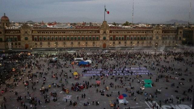 8M: Miles de mujeres toman las calles en CDMX y exigen justicia ante feminicidios