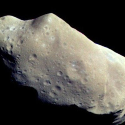 El paso del asteroide Apophis (Twitter: @AsteroidDay)