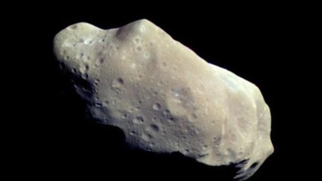 El paso del asteroide Apophis (Twitter: @AsteroidDay)