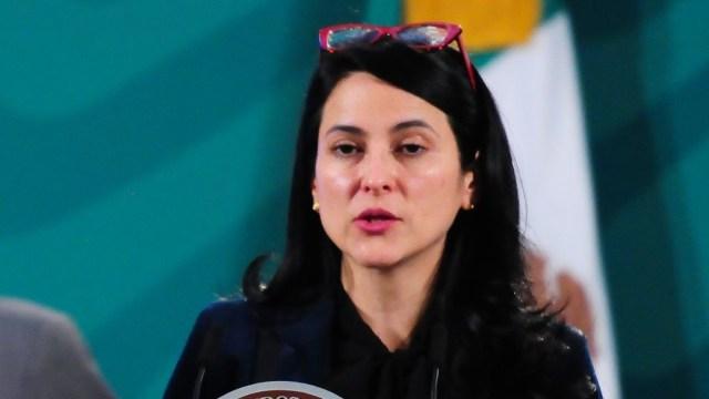 Berenice Romero, procuradora del Consumidor