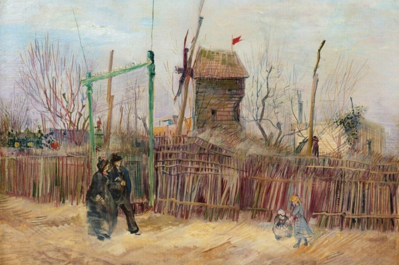 Subasta del cuadro de Van Gogh que pasó un siglo escondido