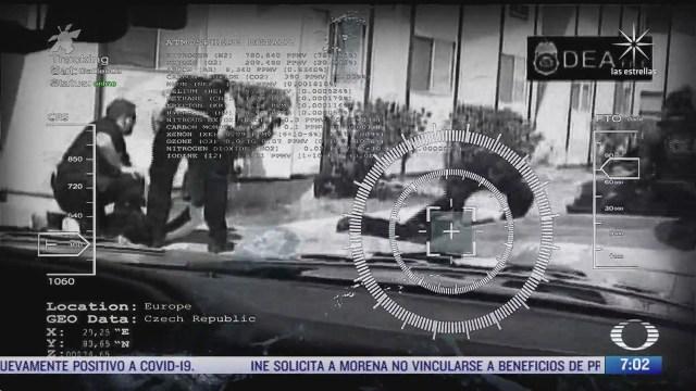 carteles mexicanos la mayor amenaza para eeuu segun la dea