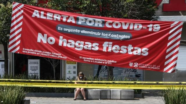 Los casos de COVID-19 en México del domingo 7 de marzo 2021