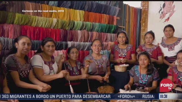 cooperativa de mujeres tejedoras en guatemala afectadas por pandemia de covid