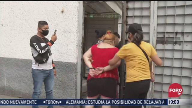 detienen a tres mujeres pertenecientes al grupo delictivo de el pancho