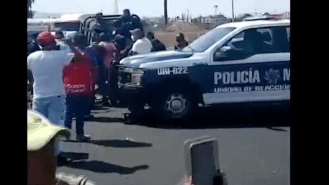 En libertad, los siete comerciantes detenidos por balacera en Tecámac
