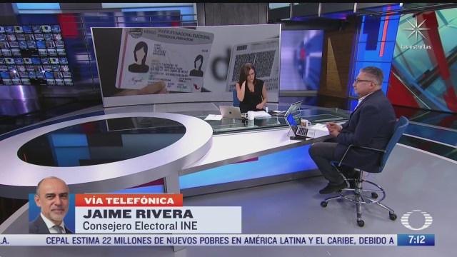 entrevista con jaime rivera consejero electoral del ine para despierta