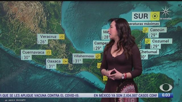 frente frio 40 provocara fuertes vientos en noroeste y norte de mexico