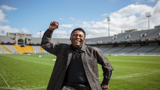 Fue un día inolvidable', Pelé celebra tras ser vacunado contra COVID-19