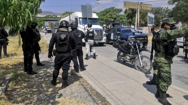 Guardia Nacional asume el mando de seguridad en Iguala, Guerrero