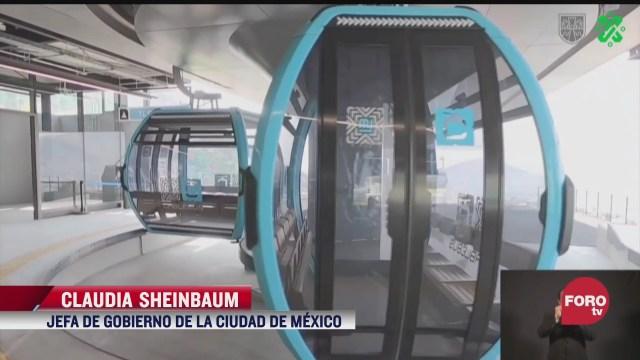 inauguran linea 1 del cablebus