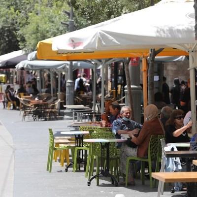 Israel reabre bares y restaurantes, salones de fiestas, eventos deportivos, hoteles y escuelas