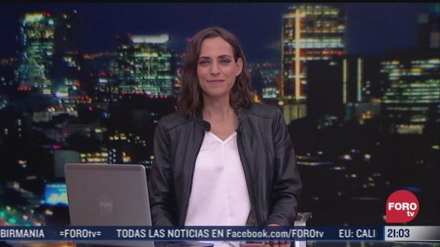 las noticias con ana francisca vega programa del 3 de marzo de
