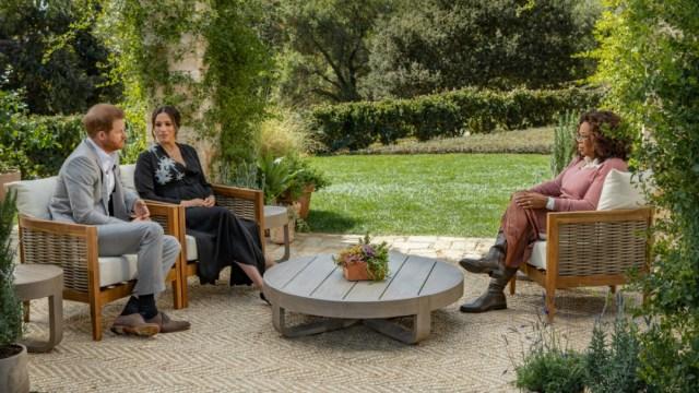 Meghan Markle arremete contra monarquía británica en entrevista con Oprah Winfrey