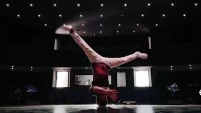 Mexicano medallista de oro por breakdance, busca triunfar en París 2024