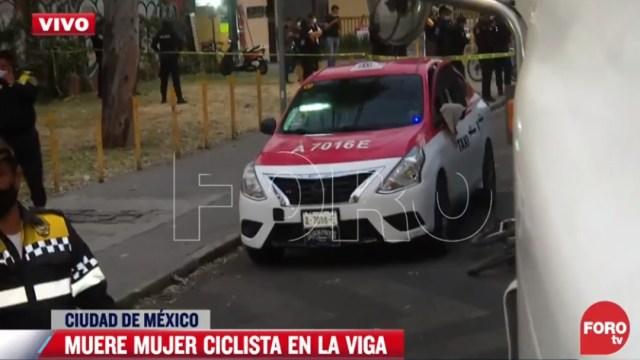Muere ciclista tras ser arrollada por camión de la Policía en Calzada de la Viga
