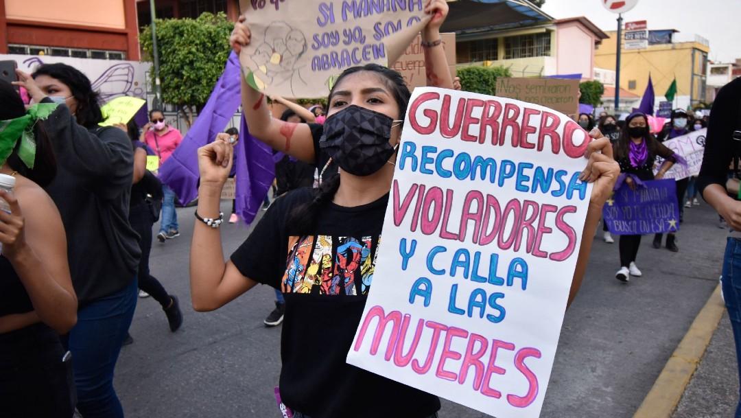 Mujeres de varios estados se suman a las movilizaciones por el 8M