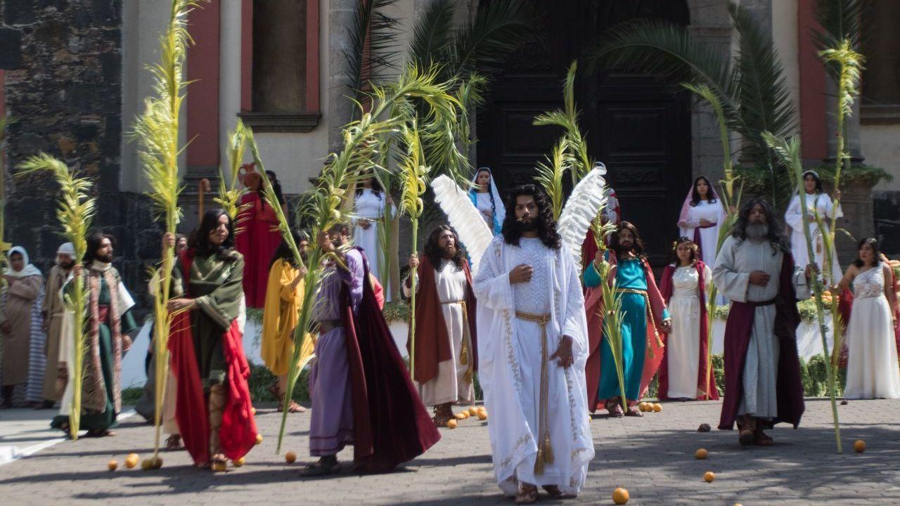 Semana Santa Iztapalapa 2021 Foto