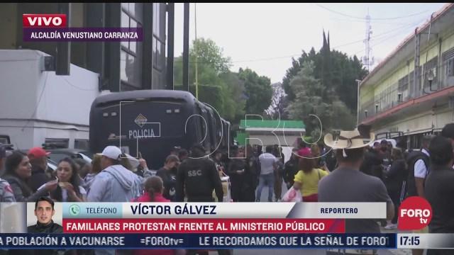 trasladaran a mp de venustiano carranza a motociclistas detenidos