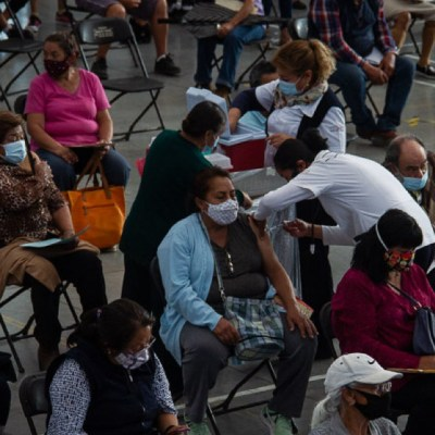 Estado de México amplía vacunación de adultos mayores en 18 municipios