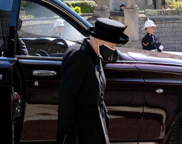 La reina Isabel II cumple 95 años, viuda