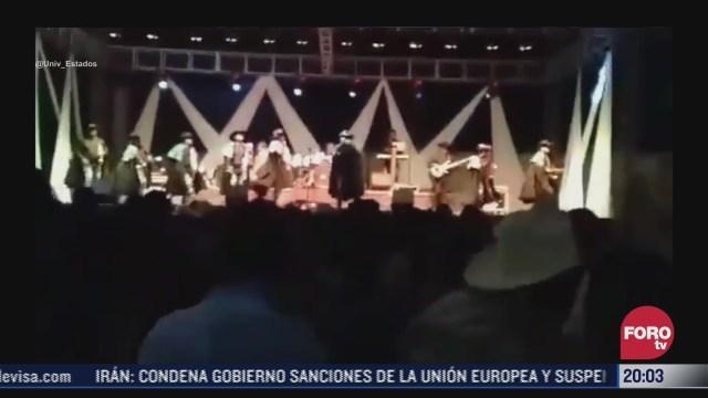 balacera durante baile deja cuatro muertos en michoacan