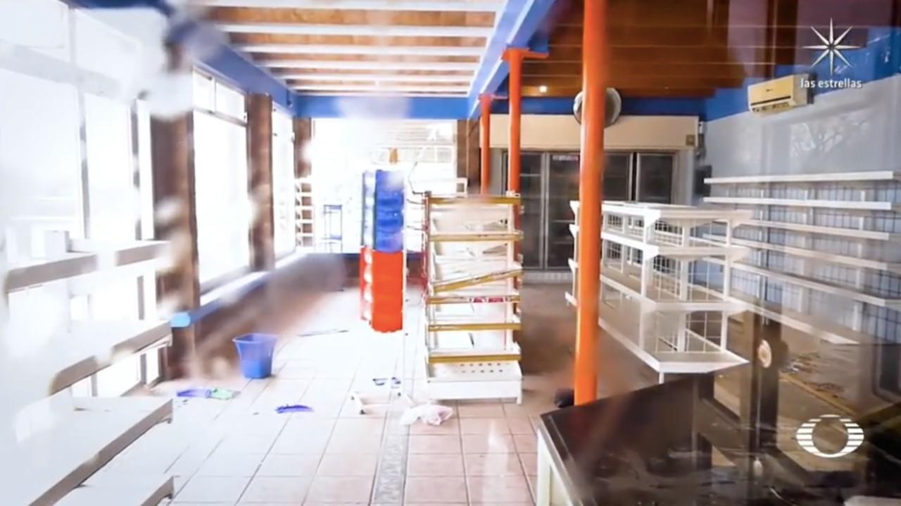 Bloqueos causan escasez de productos en Aguililla, a horas de llegada del nuncio Franco Coppola