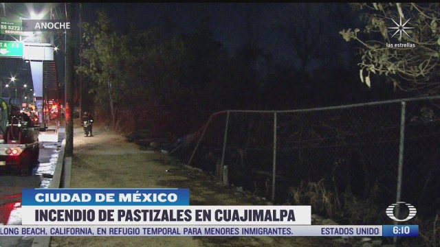bomberos encuentran cuerpo de un hombre tras sofocar incendio en cuajimalpa