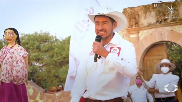 Candidato independiente de Dolores Hidalgo, Guanajuato, es amenazado de muerte ante las preferencias electorales