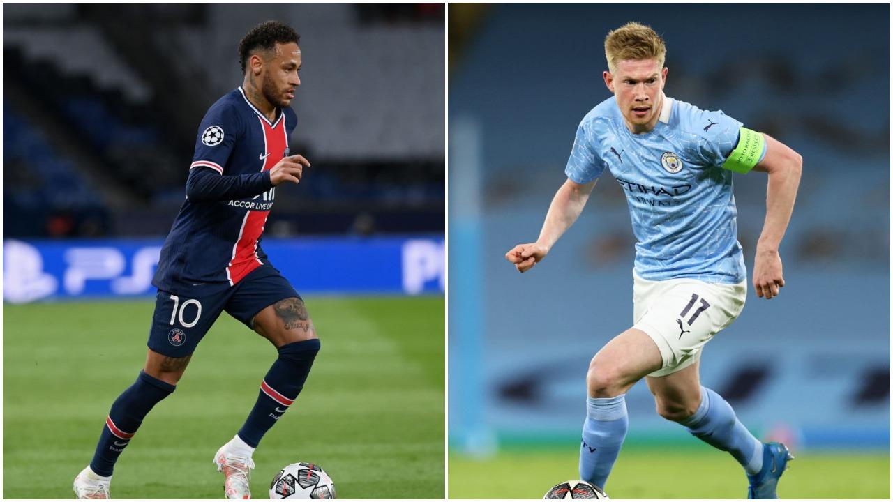 Hora del PSG vs Manchester City en Champions League 2021 ...