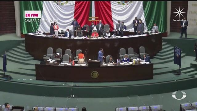 diputados aprueban ley de la fgr