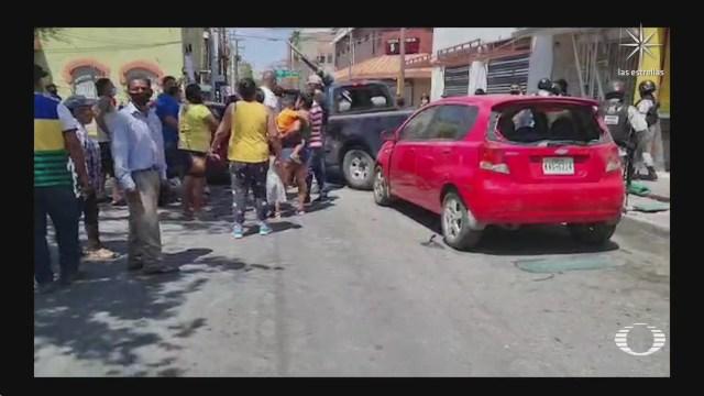 enfrentamiento en tamaulipas deja dos personas muertas