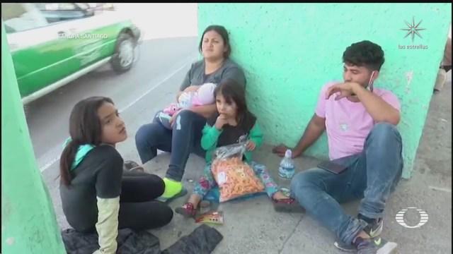 familia hondurena busca llegar a eeuu para atender la salud de su hija