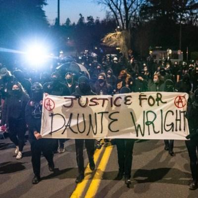 Familias de George Floyd y de Daunte Wright piden fin a la violencia policial en EEUU