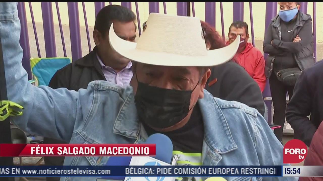 felix salgado macedonio ya no quiere saber donde vive lorenzo cordova