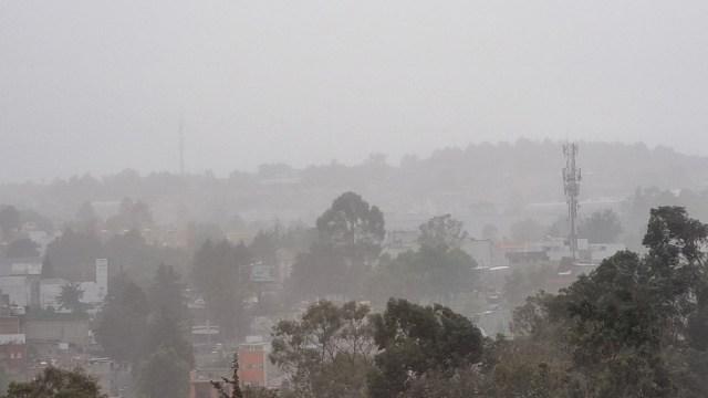 Frente frío 48 provocará rachas de viento y tolvaneras en Baja California